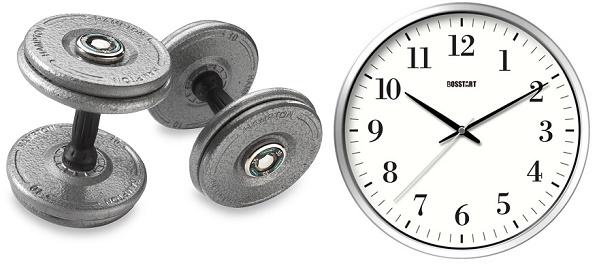 Ideální délka jednoho tréninku