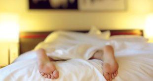 Spánkem ke krásnému tělu