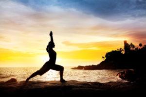 Jóga vnese slunce do vašeho těla