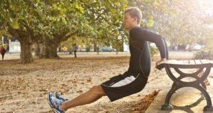 Posilování při běhu